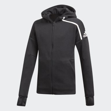 Gái Phong Cách Sống Áo hoodie adidas Z.N.E. Fast Release