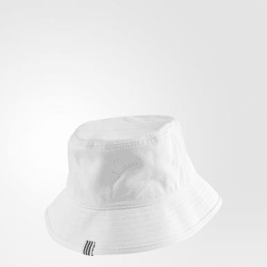 Cappellino Adicolor Bucket Bianco Originals