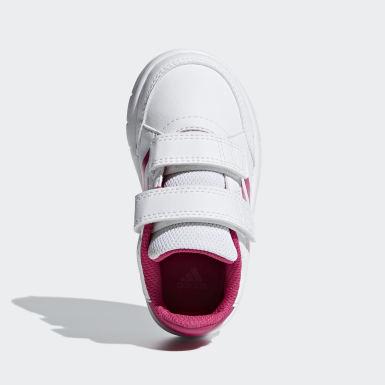 Sapatos AltaSport Branco Raparigas Running