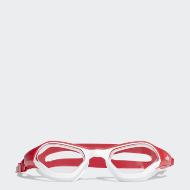 Swimming White persistar 180 unmirrored swim goggle