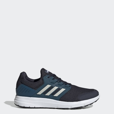 Men Running Blue Galaxy 4 Shoes