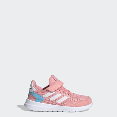 Kids 4-8 Years Running Pink Archivo Shoes