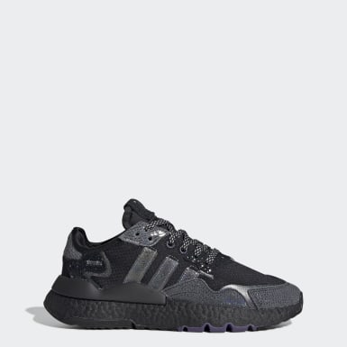 Women Originals Black Nite Jogger Shoes