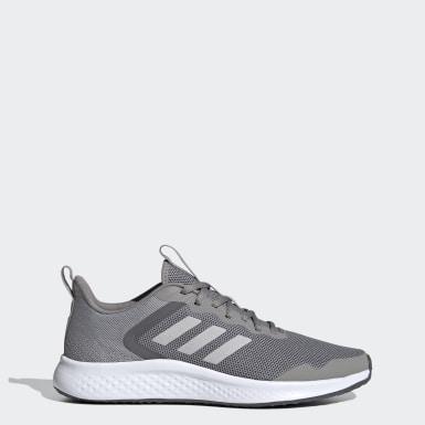 ผู้ชาย วิ่ง สีเทา รองเท้า Fluidstreet