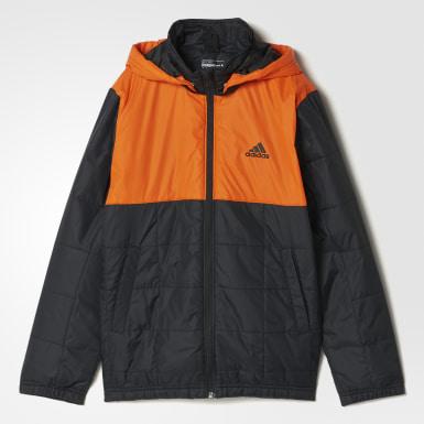черный Утепленная куртка Essentials