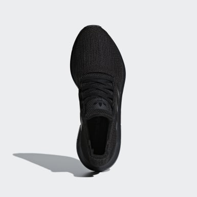 Originals Svart Swift Run Shoes