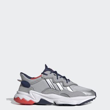 Men Originals Silver OZWEEGO Shoes