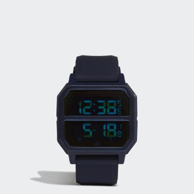 Relógio Archive_R2 Azul Originals