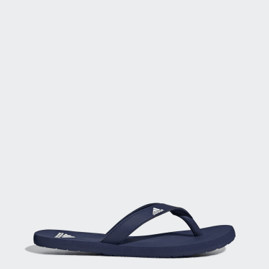Swimming Blue Eezay Flip-Flops