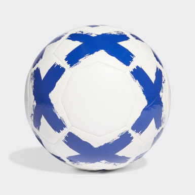Men's Soccer White Starlancer Club Ball