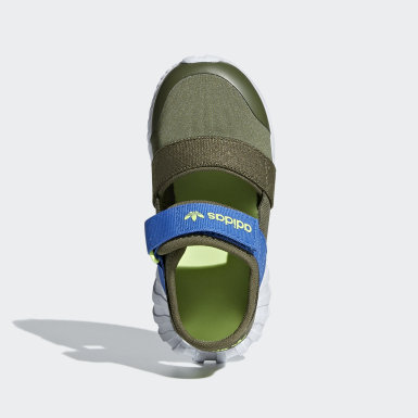 Kids Originals Green Doom Sandals