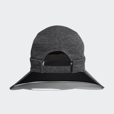 Women Golf Black 2WAY UV CAP