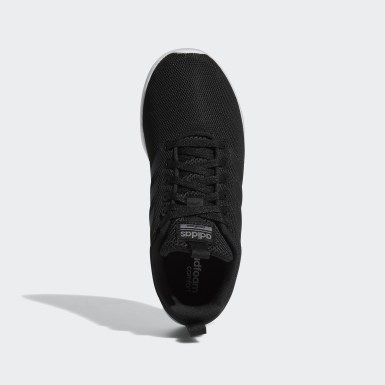 Women Sport Inspired Black Lite Racer CLN Shoes
