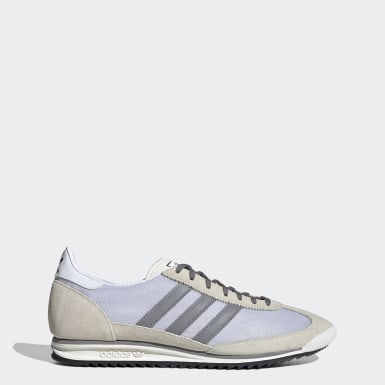 Originals White SL 72 Shoes