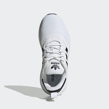 Sapatos X_PLR S Branco Criança Originals