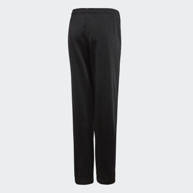 Děti Fotbal černá Kalhoty Core 18