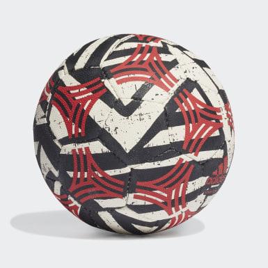 Fußball Tango Street Skillz Ball Weiß