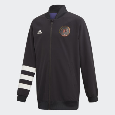черный Куртка-бомбер Paul Pogba