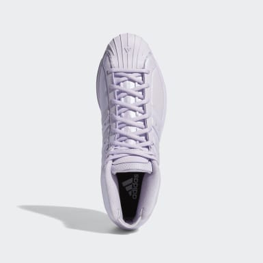 Men Basketball Purple Pro Model 2G Shoes