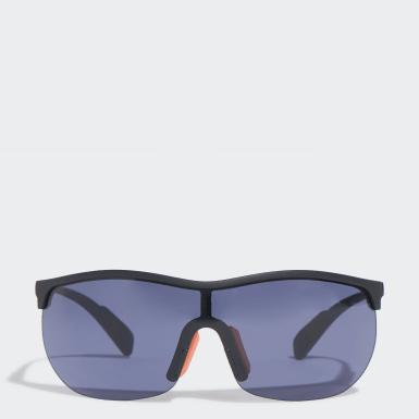 Gafas de sol Sport SP0003 Shiny Black Injected Negro Pádel