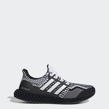 Heren Hardlopen zwart Ultra 4D 5 Schoenen