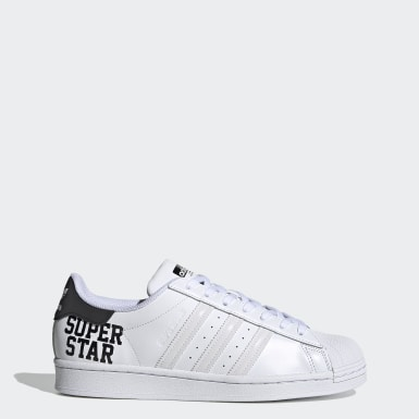 Originals White Superstar Ayakkabı
