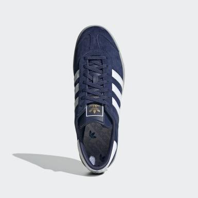 Sapatos Hamburg Azul Mulher Originals