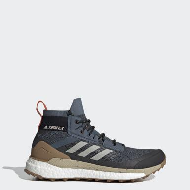 Sapatos de Caminhada Free Hiker TERREX Verde TERREX