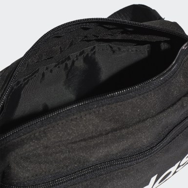 Training Black Linear Core Waist Bag