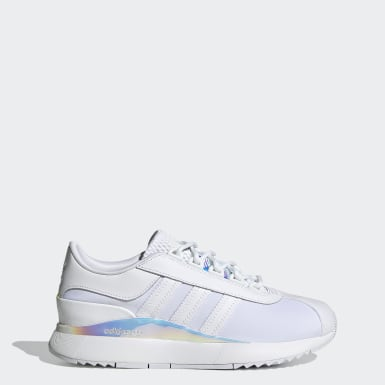 Sapatos SL Andridge Branco Mulher Originals