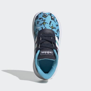 Zapatillas Lite Racer 2.0 (UNISEX) Azul Niño Sport Inspired