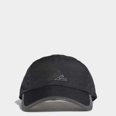 วิ่ง สีดำ หมวกแก๊ป 4CMTE RAIN.RDY