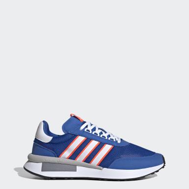 Originals Retroset Schuh Blau