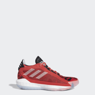 Youth Basketball Red Dame 6 Geek Up Shoes