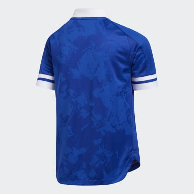 Youth 8-16 Years Football Blue Condivo 20 Jersey