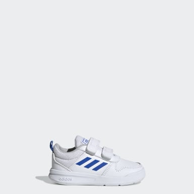 Infant Running White Tensaurus Shoes