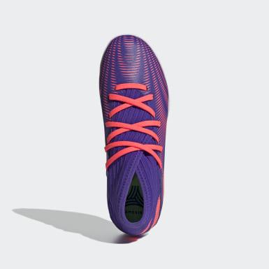 Chaussure Nemeziz .3 Indoor Violet Enfants Futsal