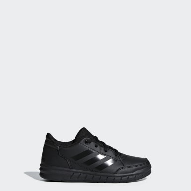 Kids Training Black AltaSport Shoes