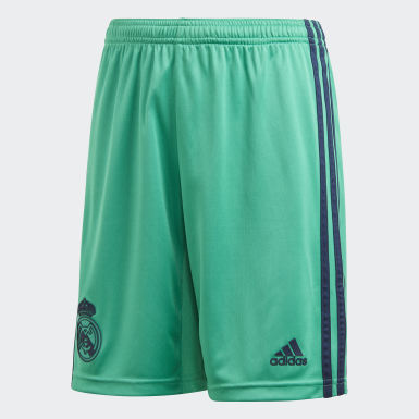 Short Third Real Madrid