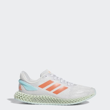 4D RUN 1.0 Parley Shoes Szary
