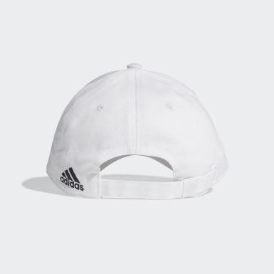 Cappellino Baseball Germany Bianco Calcio
