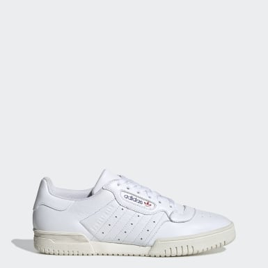 Men Originals White Powerphase Shoes