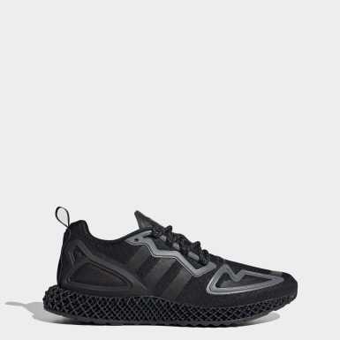 Men Originals Black ZX 2K 4D Shoes