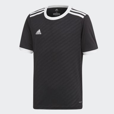 Kinderen Training Zwart Tiro Voetbalshirt
