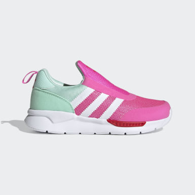 Kids Originals Pink ZX 360 Shoes