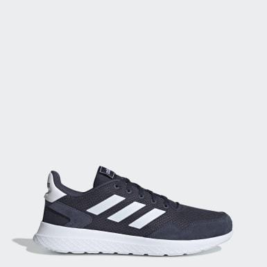 Zapatillas Archivo Azul Hombre Running