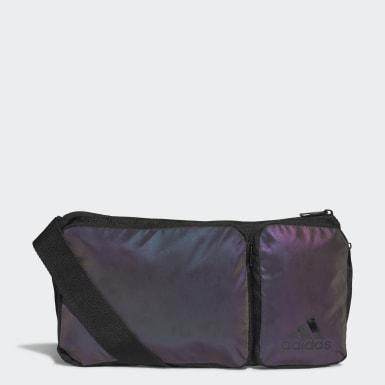 เทรนนิง สีดำ กระเป๋าคาดเอวสลิม
