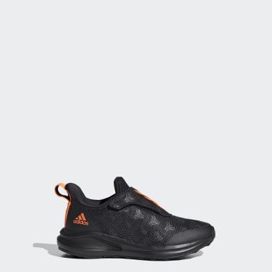 Sapatos de Running/Futebol FortaRun 2020 Preto Criança Running