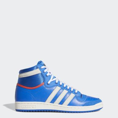Originals Blå Top Ten Hi sko