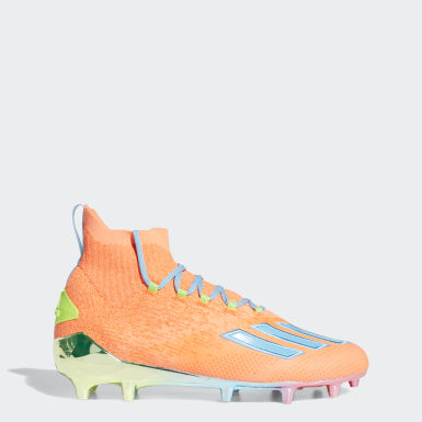Men's Football Orange adizero Primeknit